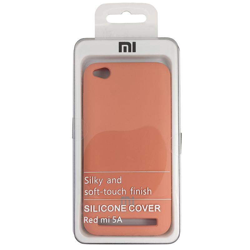 Чохол Silicone Case for Xiaomi Redmi 5A Begonia (27) - 4