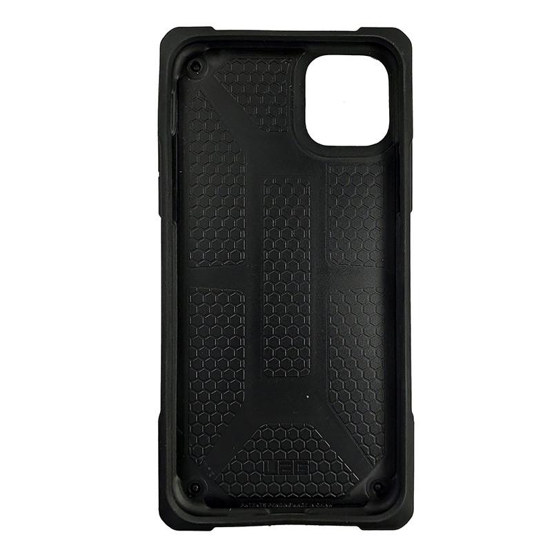 Чохол UAG Monarch iPhone 11 Pro Max Black (HC) - 4