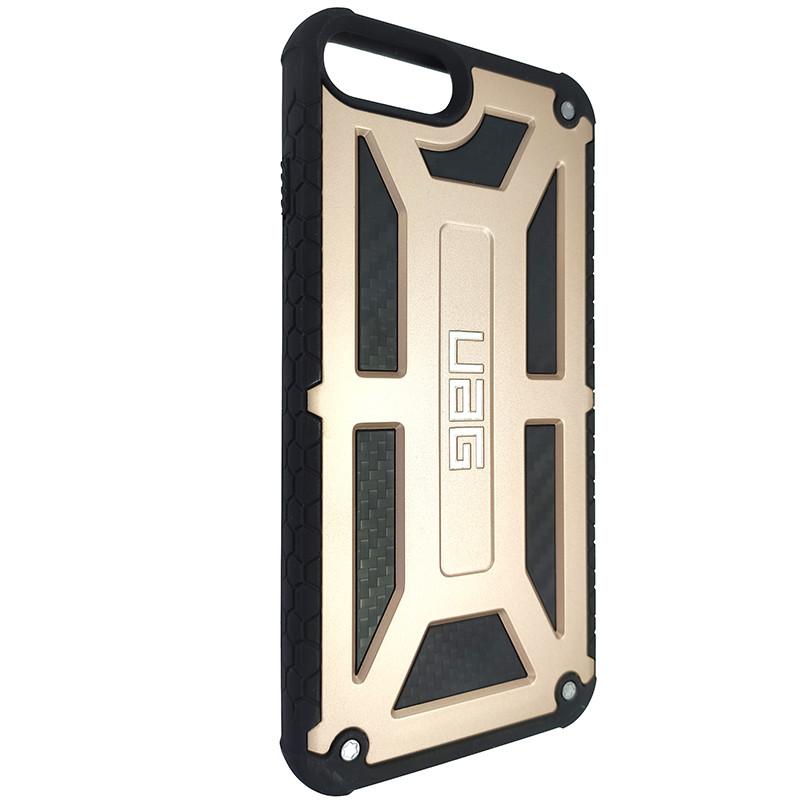 Чохол UAG Monarch iPhone 7/8 Plus Gold (HC) - 2