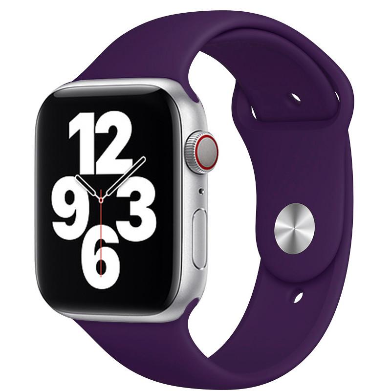 Ремінець для Apple Watch (42-44mm) Sport Band Violet (30)  - 2