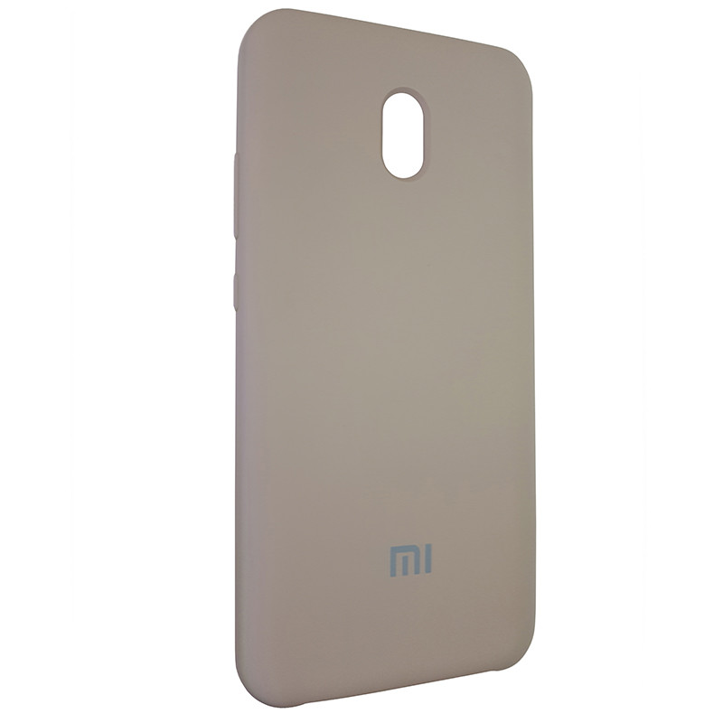 Чохол Silicone Case for Xiaomi Redmi 8A Sand Pink (19) - 2