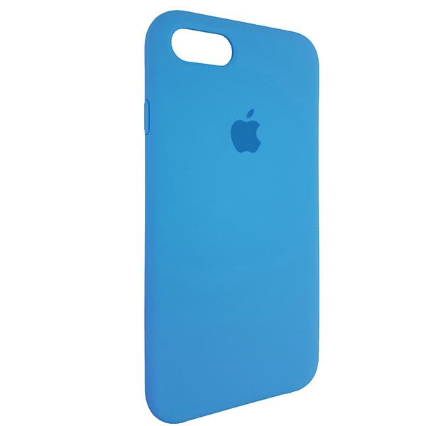 Чохол Copy Silicone Case iPhone 7/8 Sky Blue (16) - 1