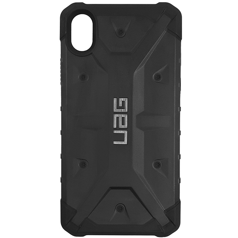 Чохол UAG Pathfinder iPhone XR Black (HC) - 3