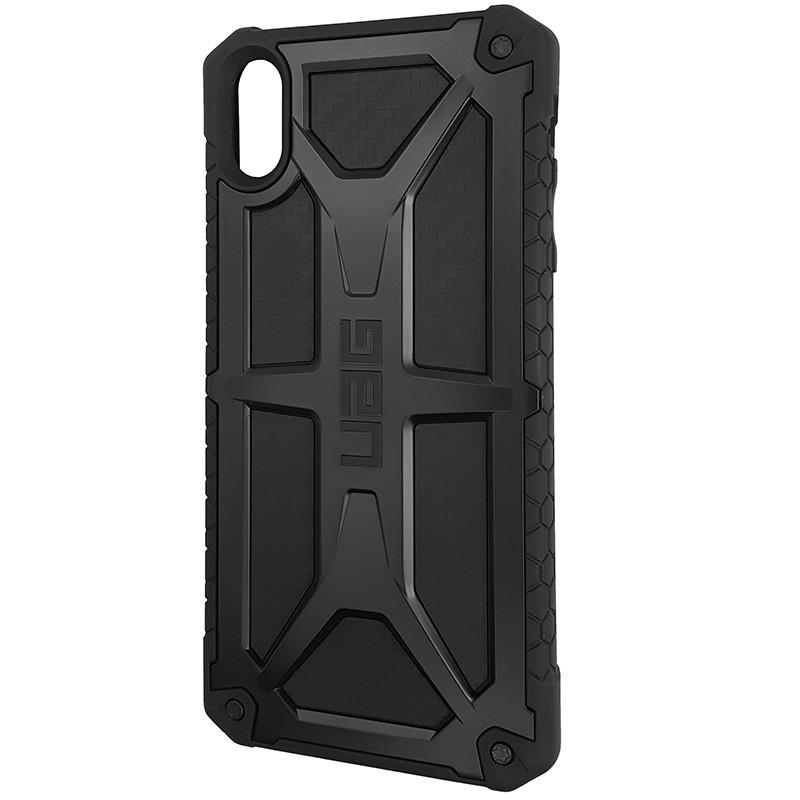 Чохол UAG Monarch iPhone XS Max Black (HC) - 1