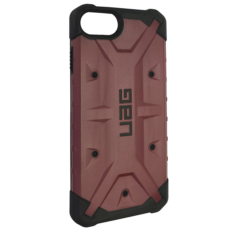 Чохол UAG Pathfinder iPhone 7/8 Wine Red (HC) - 2