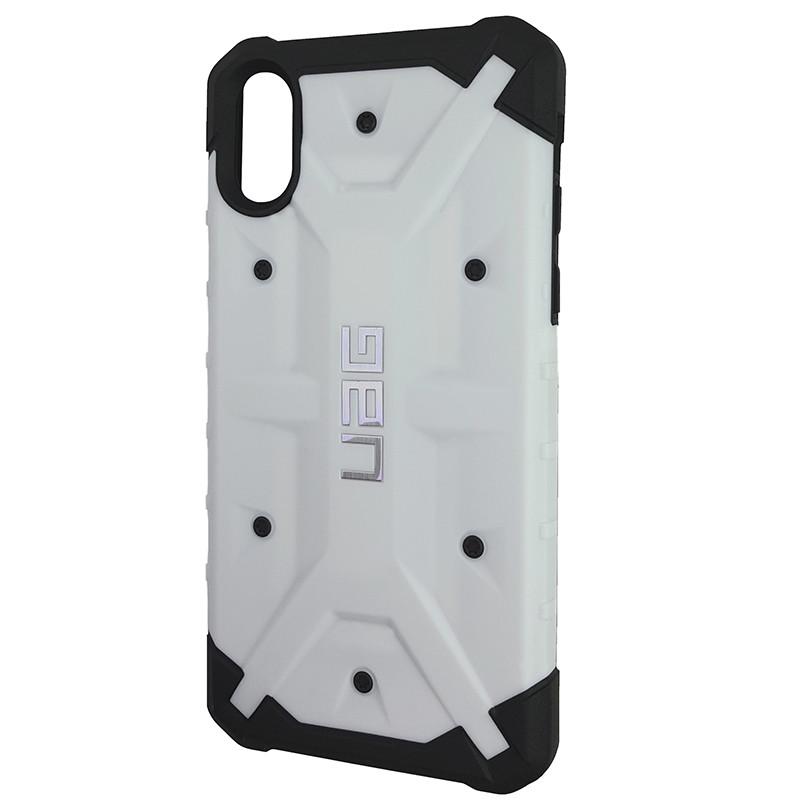 Чохол UAG Pathfinder iPhone X/XS White (HC) - 1