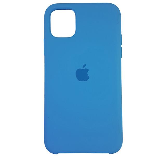 Чохол Copy Silicone Case iPhone 11 Sky Blue (16) - 3
