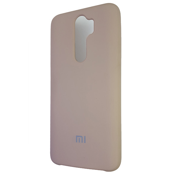 Silicone Case for Xiaomi Redmi Note8 Pro Sand Pink (19) - 1