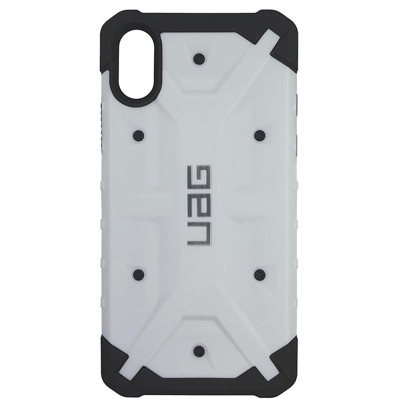 Чохол UAG Pathfinder iPhone X/XS White (HC) - 3