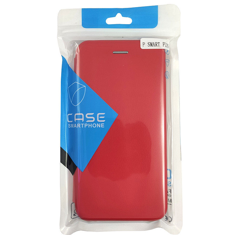 Чохол Book360 Huawei P Smart Plus Red - 5