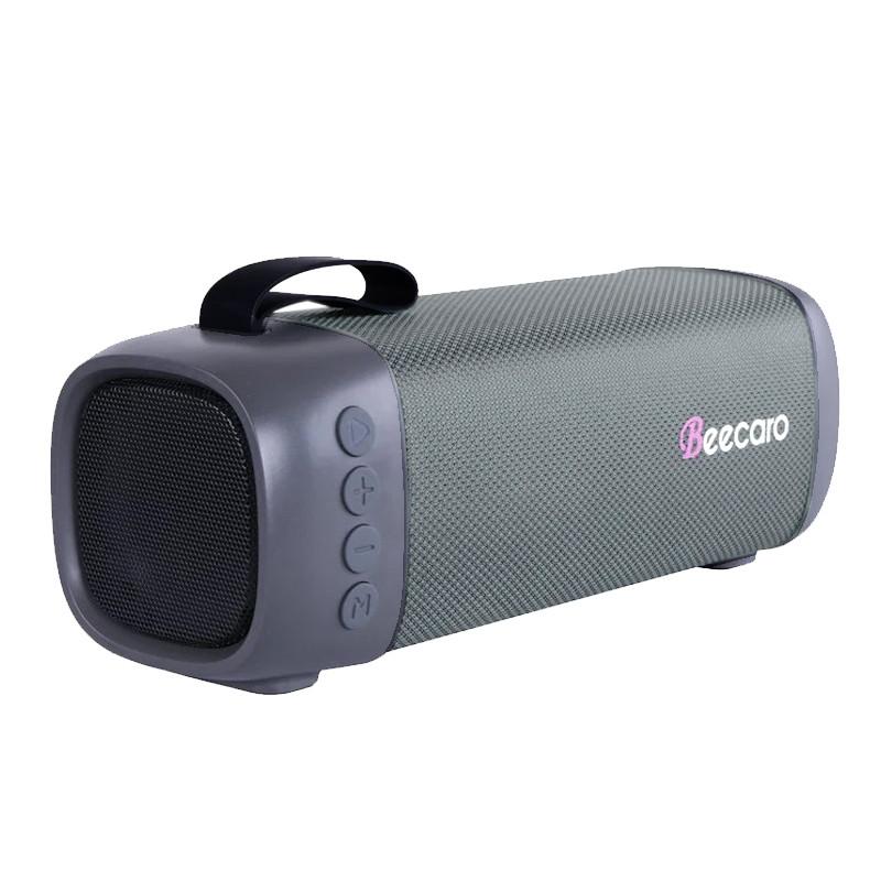 Портативна колонка Beecaro GF501 Gray - 1