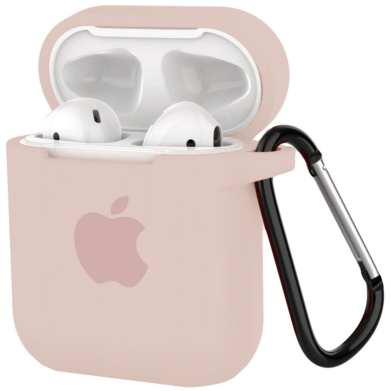 Silicone Case for AirPods Sand Pink (19) - 1