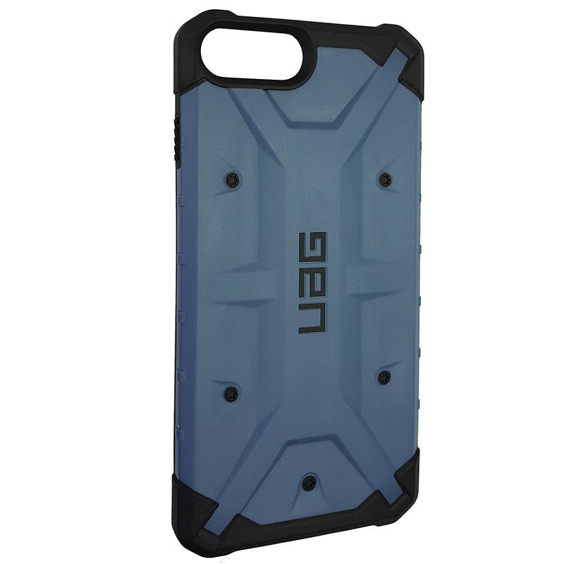 Чохол UAG Pathfinder iPhone 7/8 Plus Dark Blue (HC) - 2
