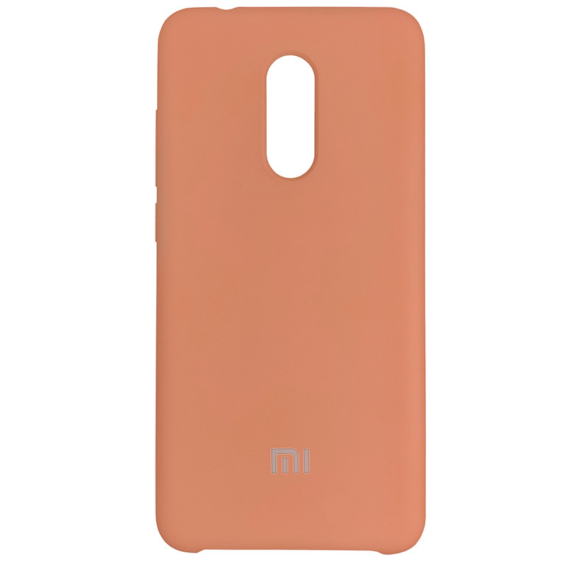Чохол Silicone Case for Xiaomi Redmi 5 Begonia (27) - 1