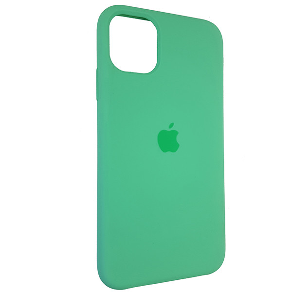 Чохол Copy Silicone Case iPhone 11 Sea Green (50) - 1