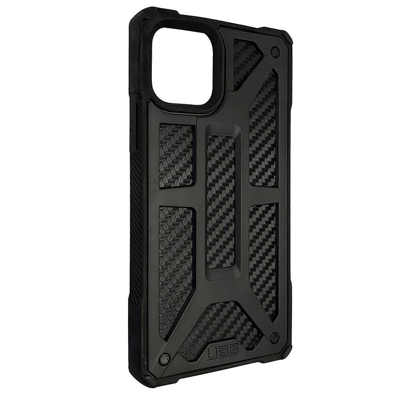 Чохол UAG Monarch iPhone 11 Pro Black (HC) - 3