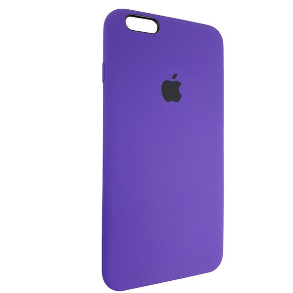 Чохол Original Soft Case iPhone 6 Plus Violet (30) - 1