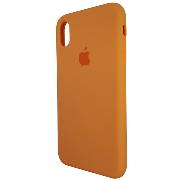 Чохол Copy Silicone Case iPhone XR Papaya (56) - 2