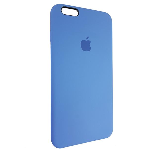 Чохол Original Soft Case iPhone 6 Plus Light Blue (17) - 1