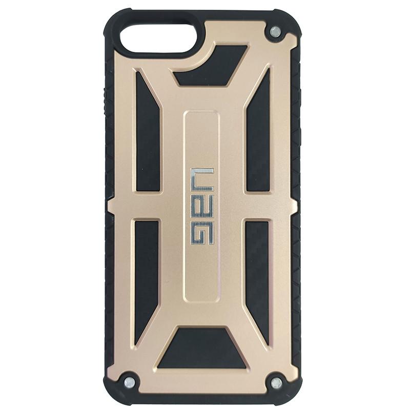 Чохол UAG Monarch iPhone 7/8 Plus Gold (HC) - 3