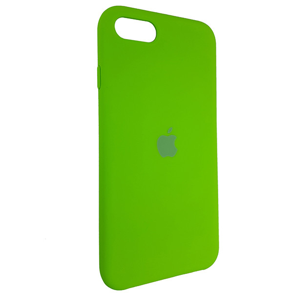 Чохол Copy Silicone Case iPhone SE 2020 Green (31) - 1