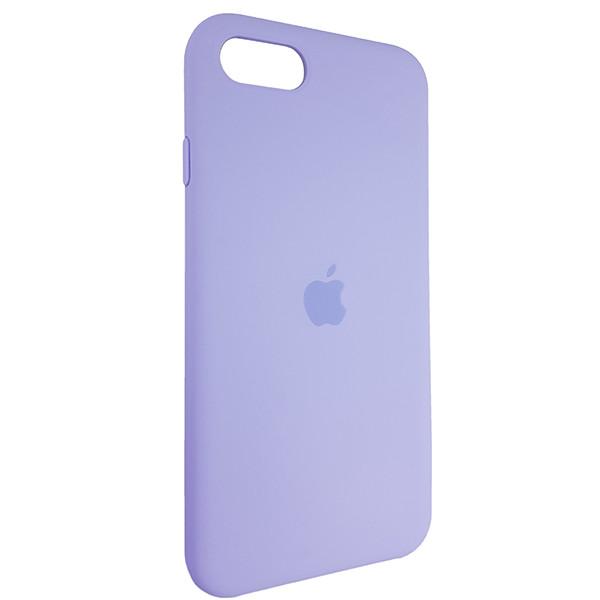 Чехол Original Soft Case iPhone SE 2020 Light Violet (41) - 1