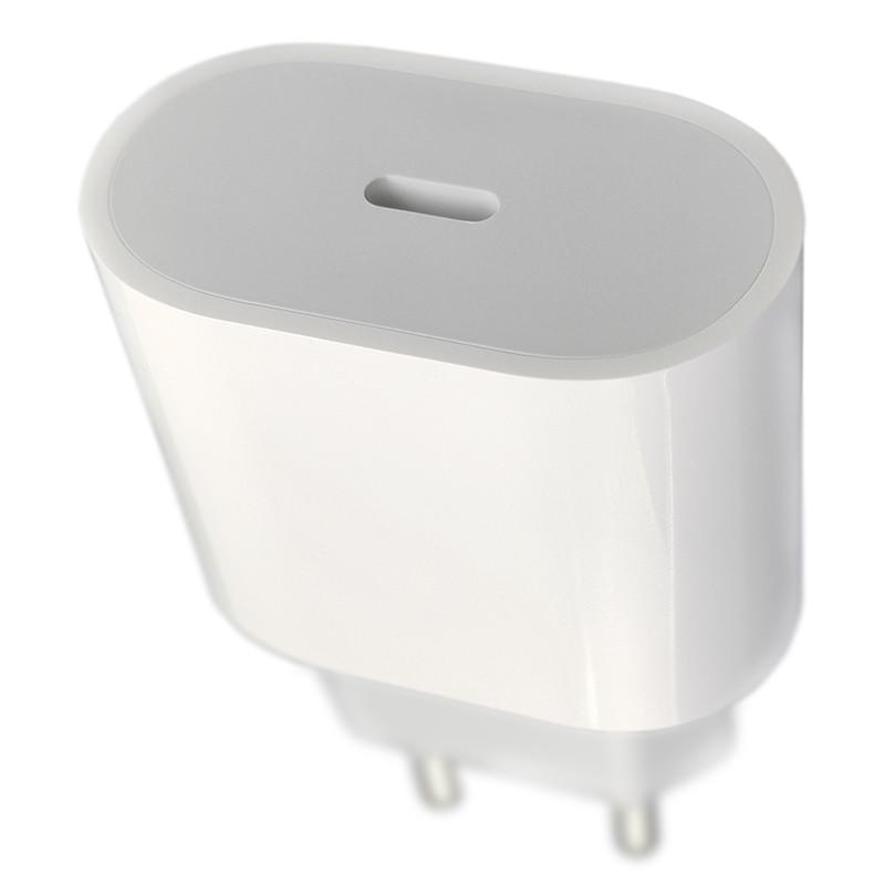 Зарядное устройство Apple 18W USB-C Power Adapter (MU7V2ZM/A) - 4