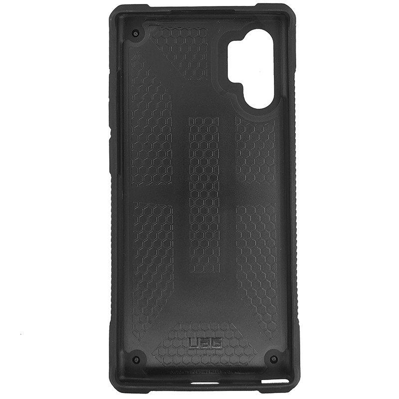 Чохол UAG Monarch Samsung Note 10+ Black (HC) - 4