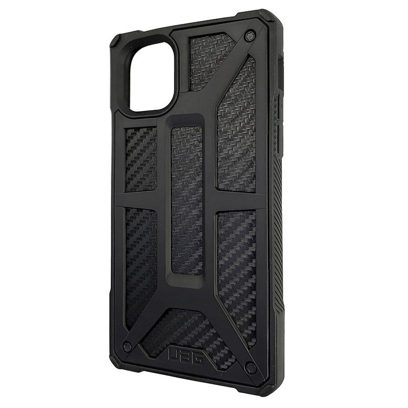 Чохол UAG Monarch iPhone 11 Black (HC) - 1