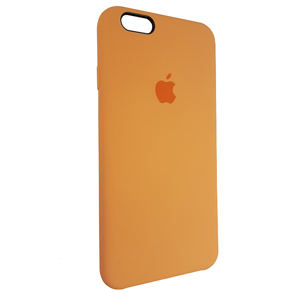 Чохол Copy Silicone Case iPhone 6 Papaya (56) - 1