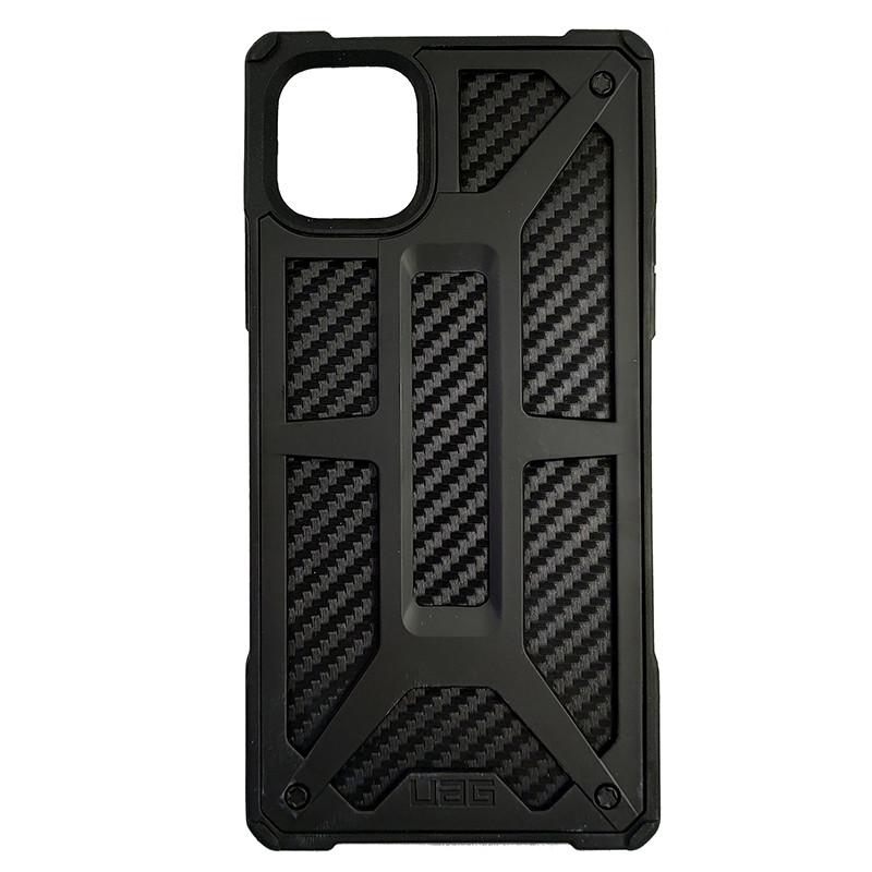 Чохол UAG Monarch iPhone 11 Pro Max Black (HC) - 2
