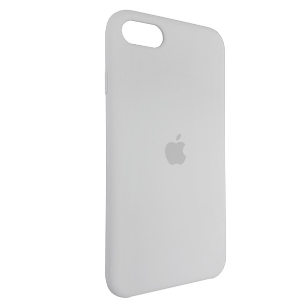 Чехол Original Soft Case iPhone SE 2020 White (9) - 1