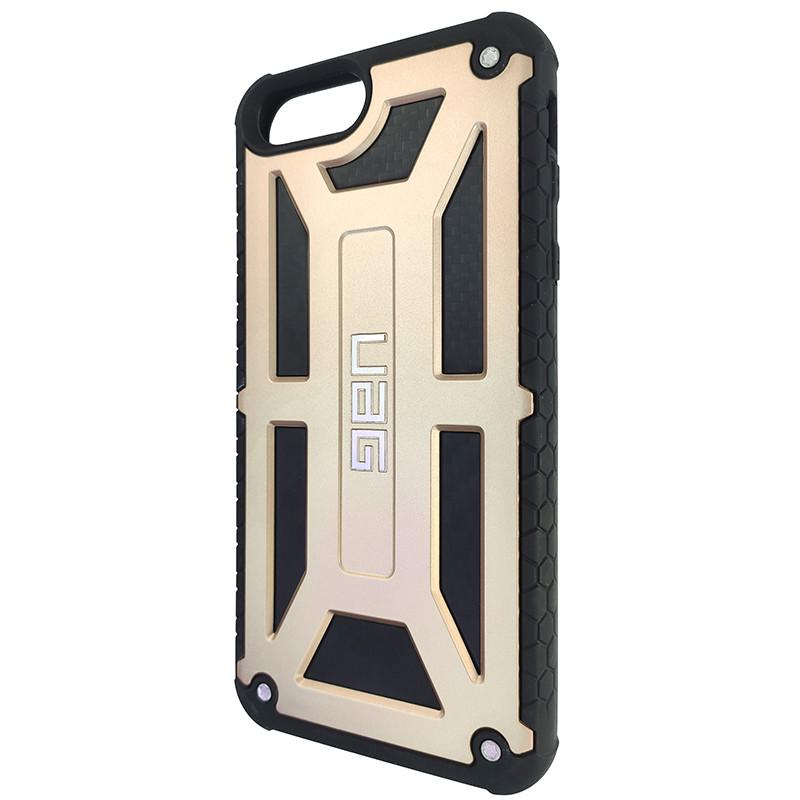 Чохол UAG Monarch iPhone 7/8 Plus Gold (HC) - 1