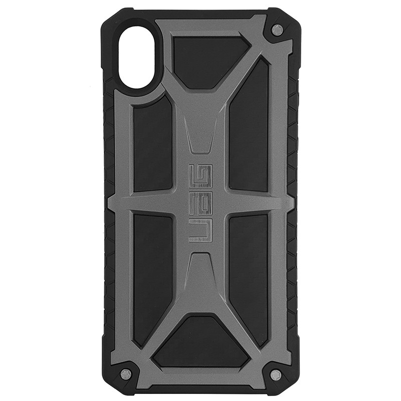 Чохол UAG Monarch iPhone XR Gray (HC) - 3