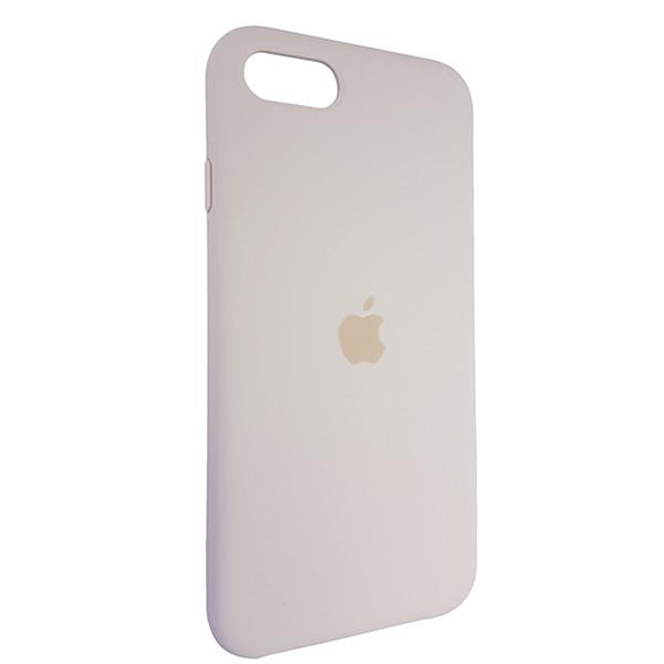 Чохол Copy Silicone Case iPhone SE 2020 Sand Pink (19) - 1