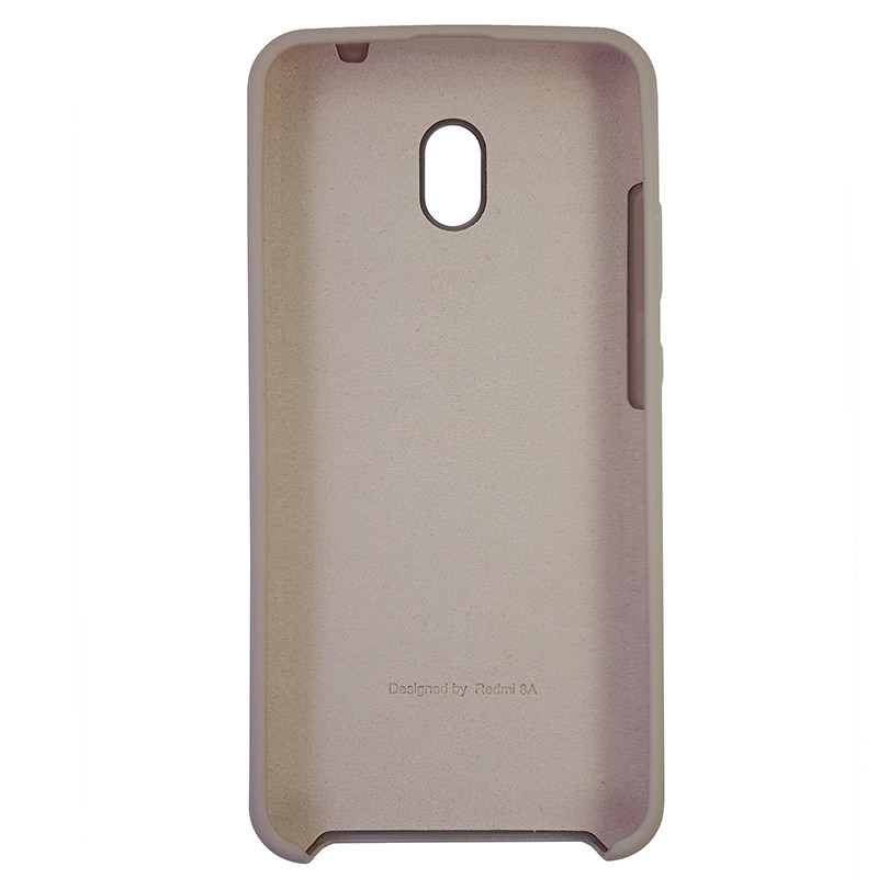 Чохол Silicone Case for Xiaomi Redmi 8A Sand Pink (19) - 3