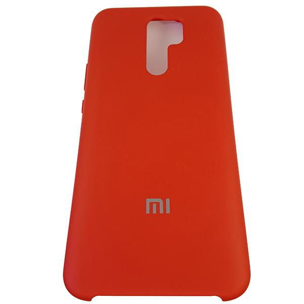 Чохол Silicone Case for Xiaomi Redmi 9 Red (14) - 4