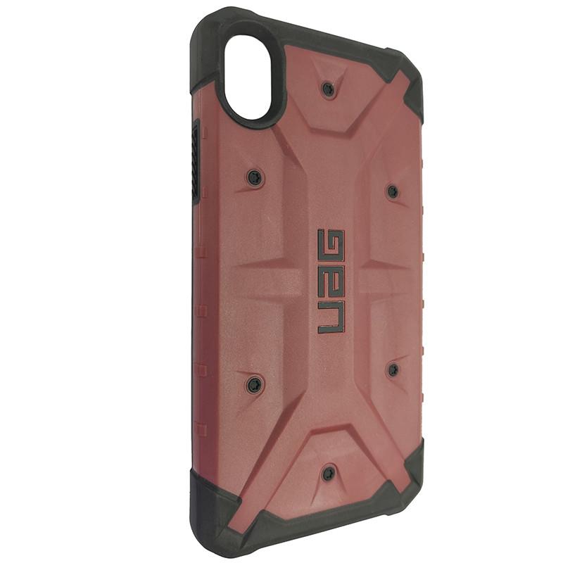 Чохол UAG Pathfinder iPhone XR Wine Red (HC) - 2