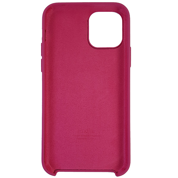 Чохол Copy Silicone Case iPhone 11 Pro Dragon Fruit (54) - 4