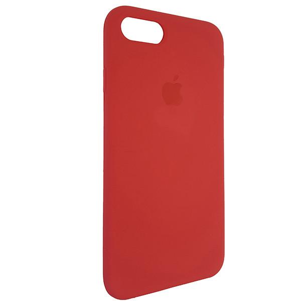 Чохол Copy Silicone Case iPhone 7/8 Camelia Red (25) - 1