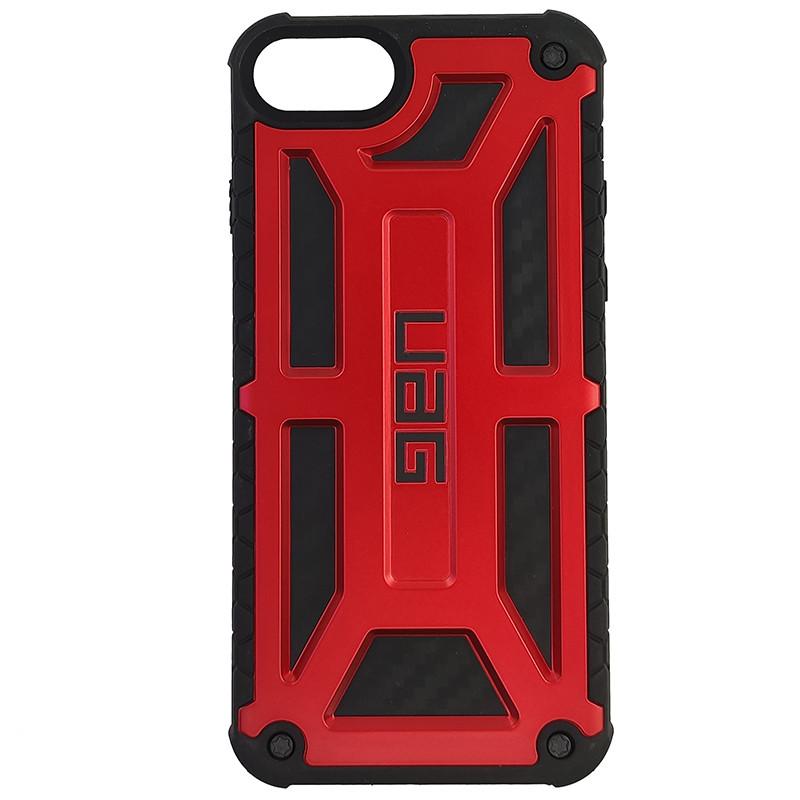 Чохол UAG Monarch iPhone 8 Red (HC) - 3