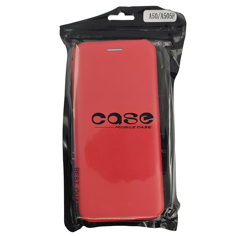 Чохол Book360 Samsung A50 Red - 5