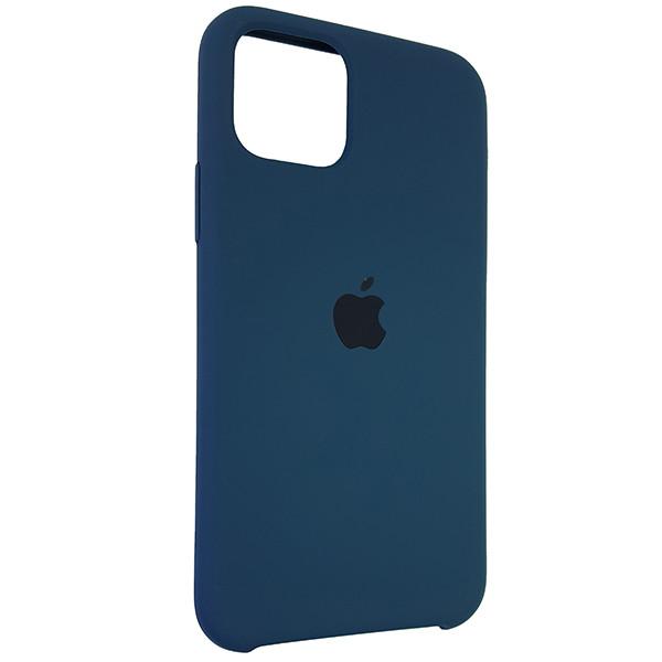 Чохол Copy Silicone Case iPhone 11 Pro Cosmos Blue (35) - 1