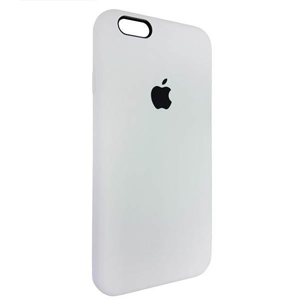 Чохол Copy Silicone Case iPhone 6 White (9) - 1
