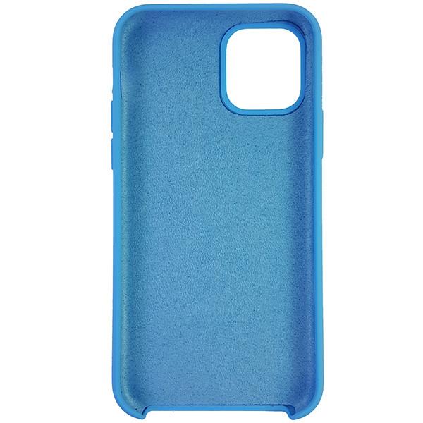Чохол Copy Silicone Case iPhone 11 Pro Sky Blue (16) - 4