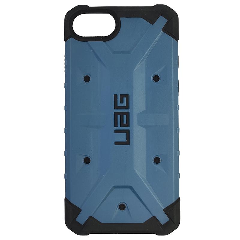 Чохол UAG Pathfinder iPhone 7/8 Dark Blue (HC) - 3