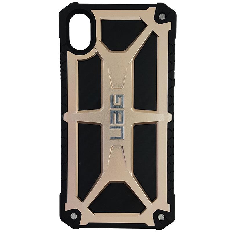 Чохол UAG Monarch iPhone XR Gold (HC) - 3