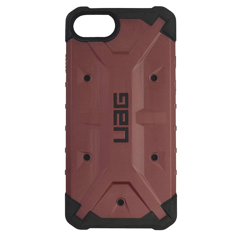 Чохол UAG Pathfinder iPhone 7/8 Wine Red (HC) - 3