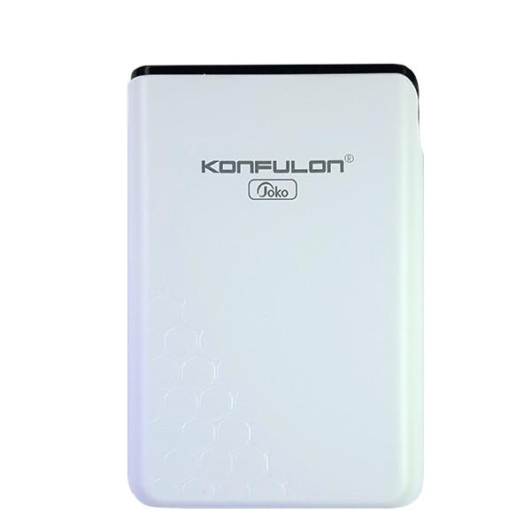 Power Bank Konfulon A6 10000 mAh White - 2