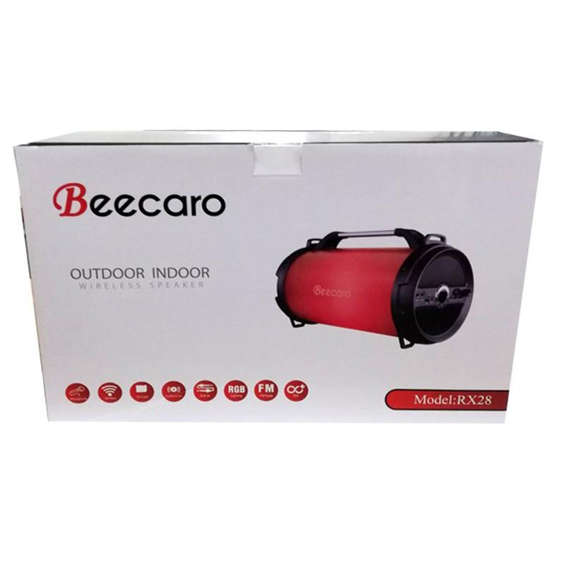 Портативна колонка Beecaro RX28 BIG LED - 2